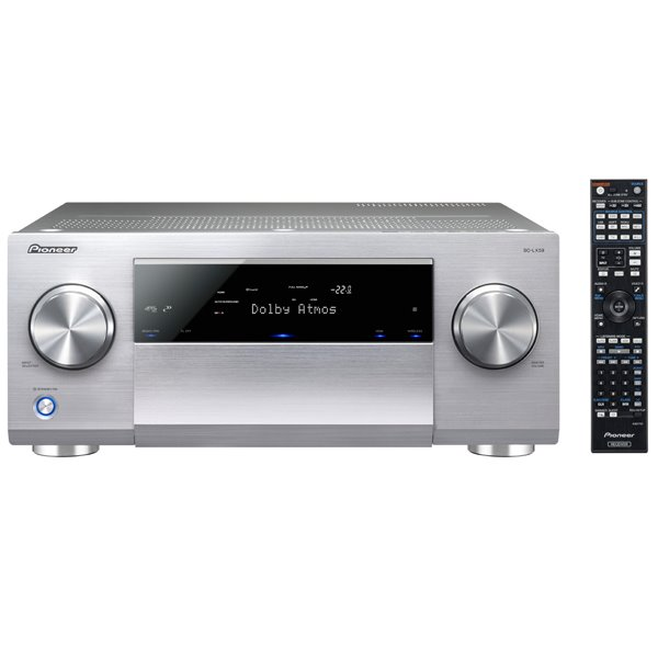 Pioneer SC-LX59, Silver