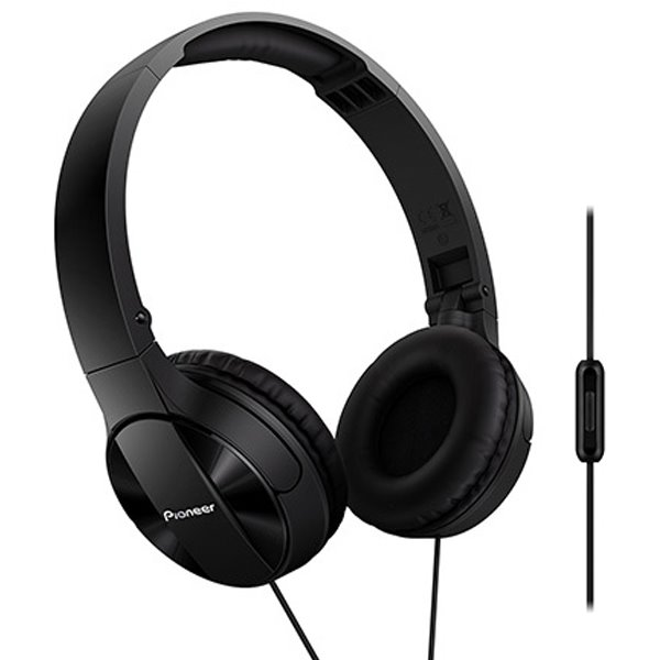 Pioneer SE-MJ503T, Pure Sound, Black