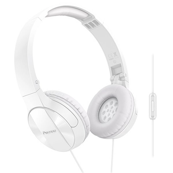 Pioneer SE-MJ503T, Pure Sound, White