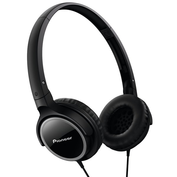 Pioneer SE-MJ512, Pure Sound, Black