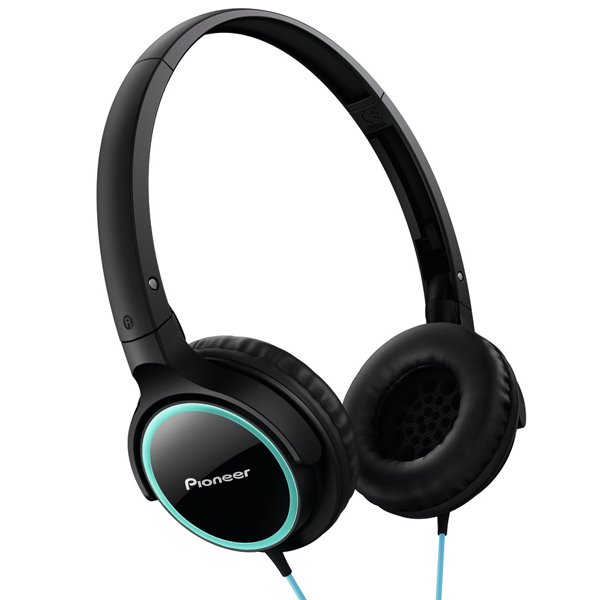 Pioneer SE-MJ512, Pure Sound, Turquoise and Black