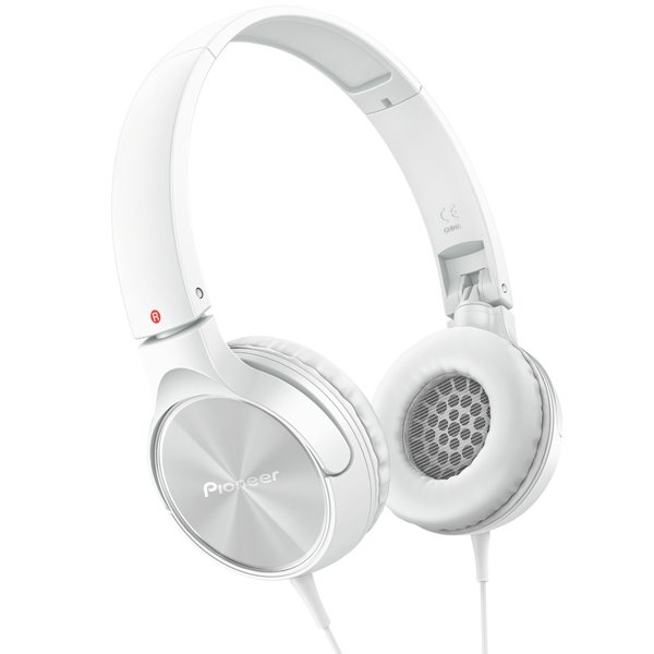Pioneer SE-MJ522, Pure Sound, White