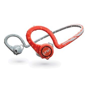 Plantronics BackBeat FIT - �portov� Bluetooth stereo Headset, Red/White