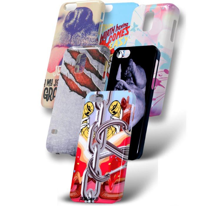 Polykarbonátové puzdro SkinZone pre Sony Xperia Z5 Compact - E5823, Podľa vlastného výberu