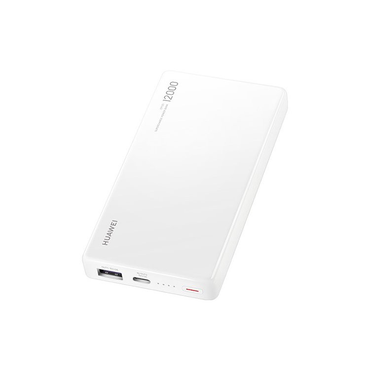 Powerbank Huawei CP12s SuperCharge (40W) - 12000mAh, White 55030727