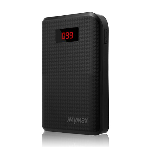 PowerBank MyMax - 10 000 mAh, Black