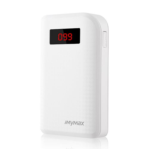 PowerBank MyMax - 10 000 mAh, White