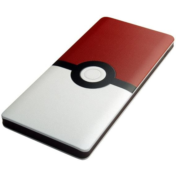 PowerBank Pokemon P20 - 10 000 mAh, White/Red