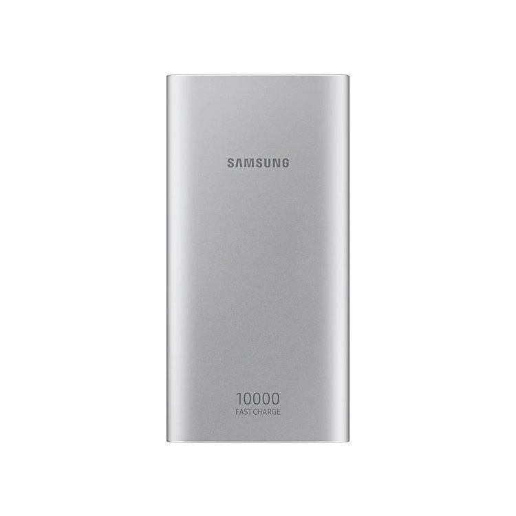 PowerBank Samsung EB-P1100C Fast Charge - 10000 mAh, Silver EB-P1100CSEGWW