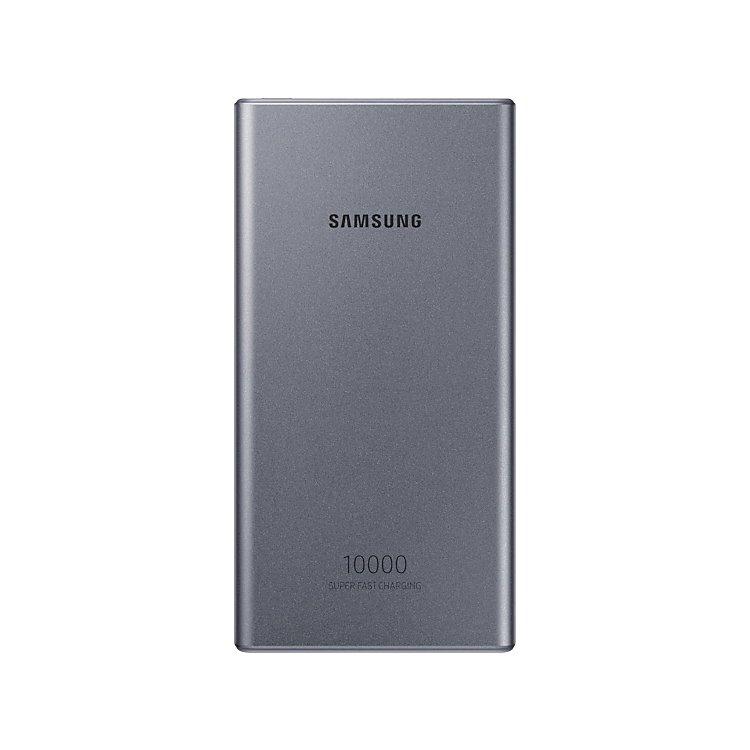 PowerBank Samsung EB-P3300X Super Fast Charge 25W - 10000 mAh, Gray EB-P3300XJEGEU
