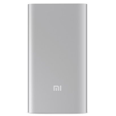 Powerbank Xiaomi NDY-02-AM 5000 mAh, Silver