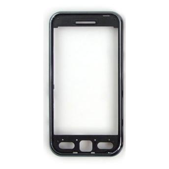 Predný kryt pre Samsung S5230 Star, Black