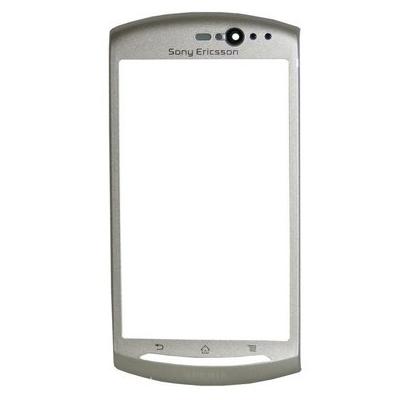 Predný kryt pre Sony Ericsson Xperia Neo a Neo V, Silver 2500008339471