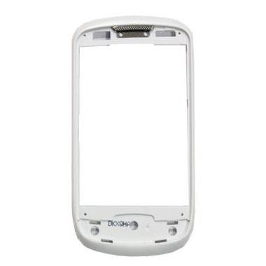 Predný nahradný kryt pre Samsung Galaxy Mini S5570, White