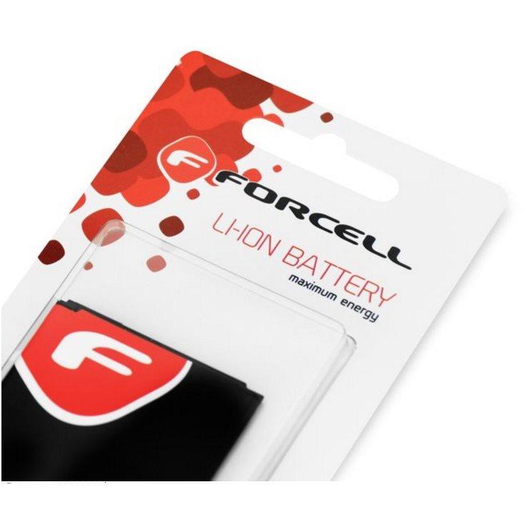 Prémiová batéria ForCell pre Nokia 7210 Supernova, 7230, 7310 Supernova a X3 (1000 mAh)
