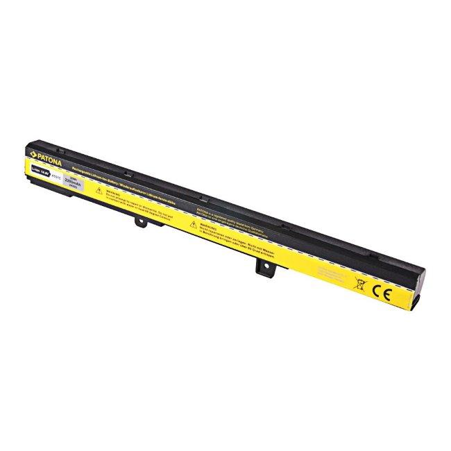 Prémiová batéria PATONA pre Asus X551, X451, A41, D550 a X45LI9c - 2200mAh, Li-Ion 14,4V