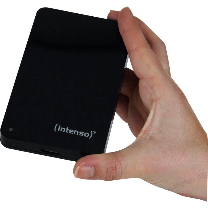"""Prenosný HDD Intenso MemoryCase 2.5"""", 2000 GB, USB 3.0"""
