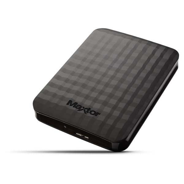 "Prenosný HDD Maxtor M3 Portable 2.5"", 1000 GB, USB 3.0"