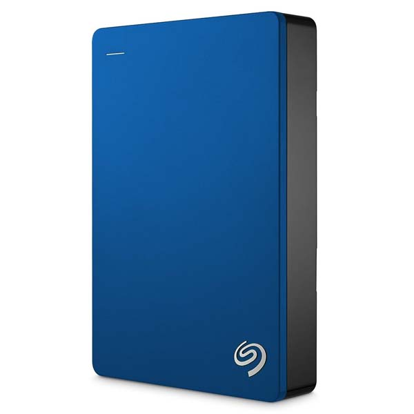 "Prenosný HDD Seagate Backup Plus Port 2.5"", 4000 GB, USB 3.0, Blue"