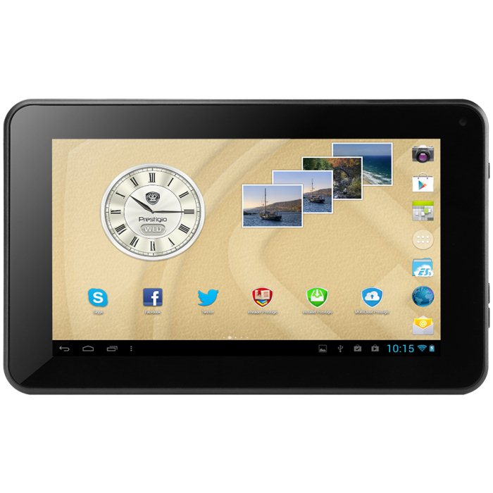 Prestigio MultiPad 7.0 Ultra Plus - PMT3677, Black