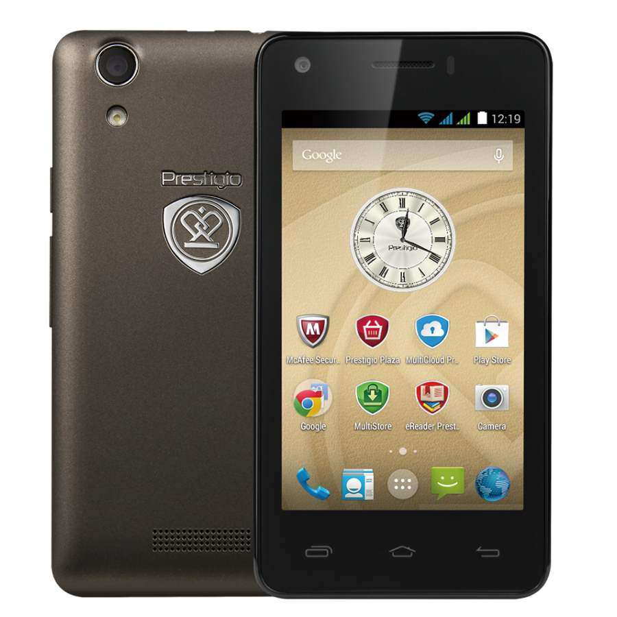 Prestigio MultiPhone 3405DUO, Metal