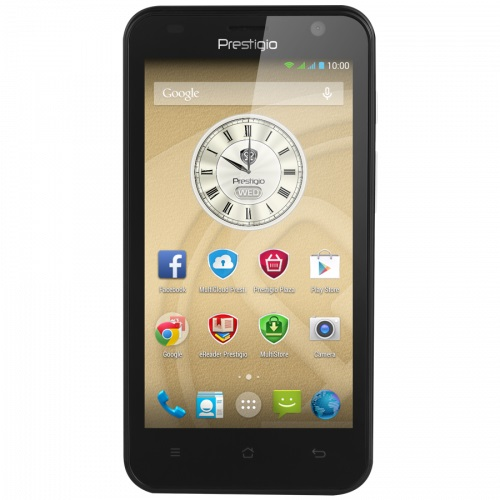 Prestigio Multiphone 3450DUO, Black