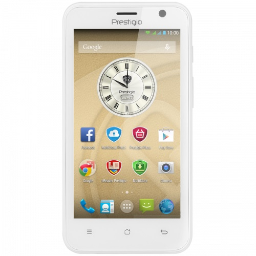Prestigio Multiphone 3450DUO, White