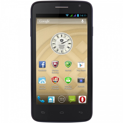 Prestigio Multiphone 3501DUO, Blue