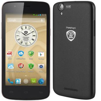 Prestigio MultiPhone 5453DUO, Black