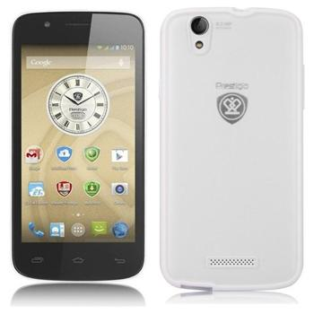 Prestigio MultiPhone 5453DUO, White