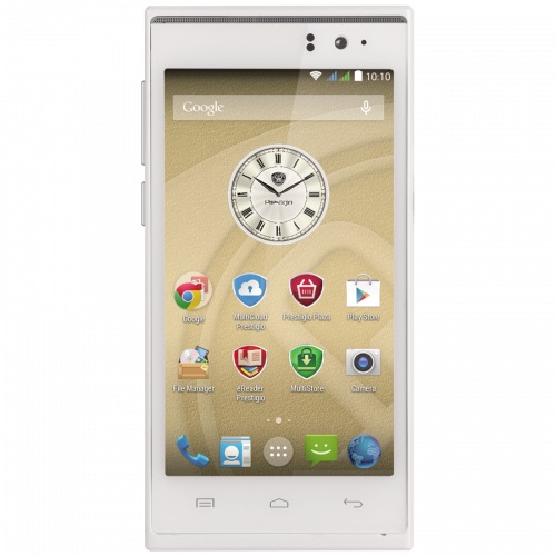 Prestigio Multiphone 5455DUO, White