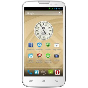 Prestigio Multiphone 5517 DUO, White