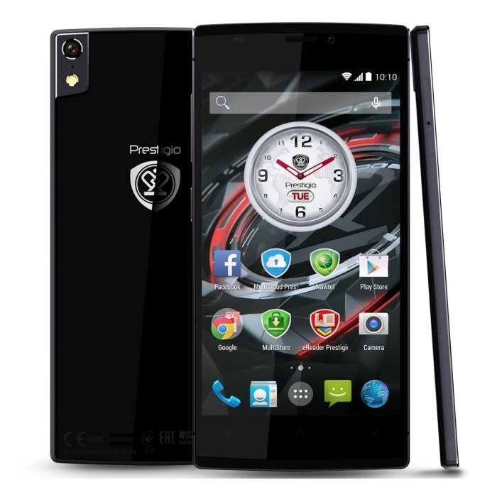Prestigio Multiphone Grace 7557, Black