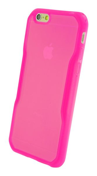 Puzdro 4-OK FLUOR iPhone 5/ 5S, Ružové