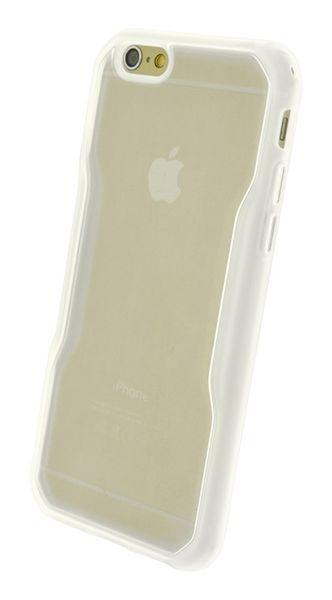 Puzdro 4-OK FLUOR iPhone 6, Transparentné