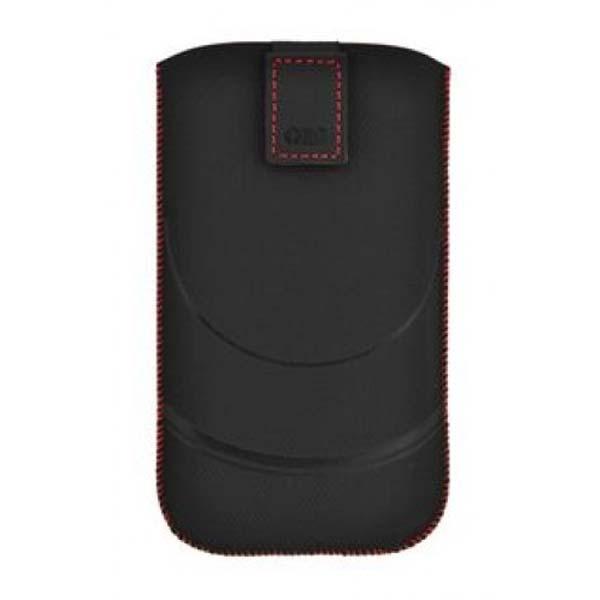 Puzdro 4-OK Up Colors Pre iPhone 5,Sony  Xperia P, Čierna