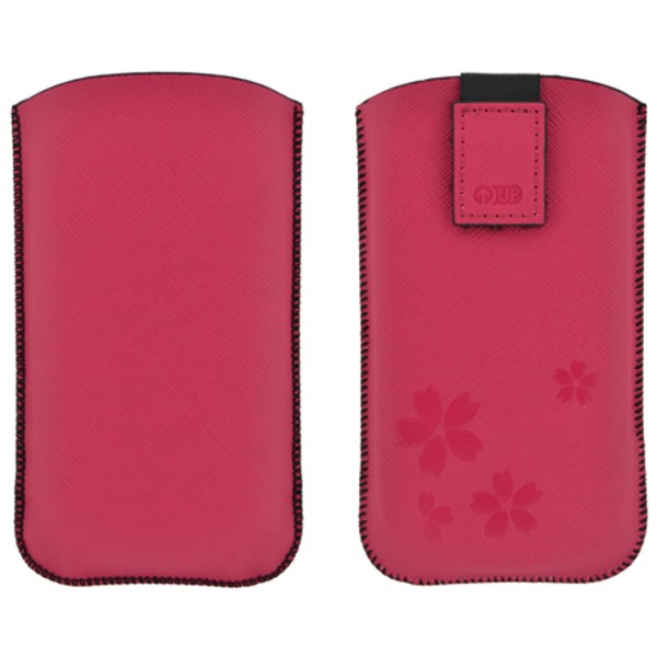 Puzdro 4-OK Up Colors Pre Nokia 301, Nokia Asha 305, Ružová