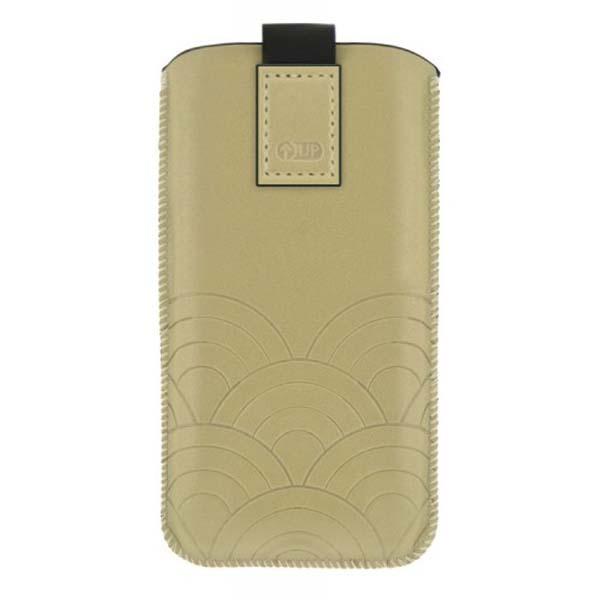 Puzdro 4-OK Up Woman Pre iPhone 5/5S/5C, Champagne