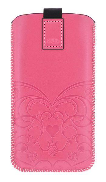 Puzdro 4-OK Up Woman Pre iPhone 6 Plus, Ružová