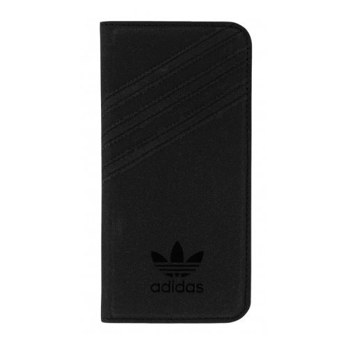 Puzdro Adidas Originals - Booklet pre Apple iPhone 6 Plus a Apple iPhone 6S Plus, Black