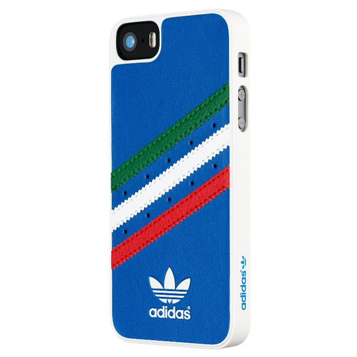 Puzdro Adidas Originals, Moulded pre Apple iPhone 5 a Apple iPhone 5S, Italy