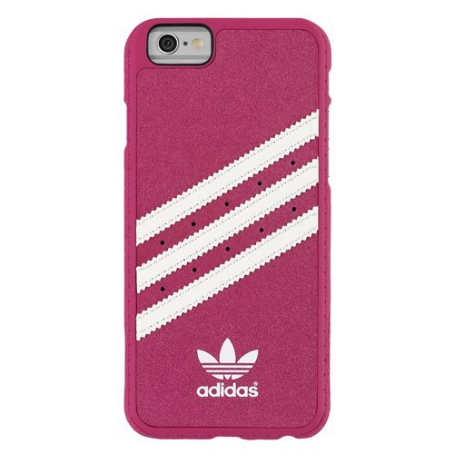 Puzdro Adidas Originals - Moulded pre Apple iPhone 6 a Apple iPhone 6S, Pink/White