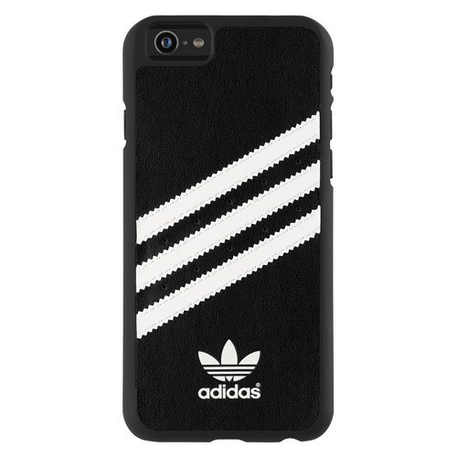 Puzdro Adidas Originals - Moulded pre Apple iPhone 6 Plus a Apple iPhone 6S Plus, Black/White