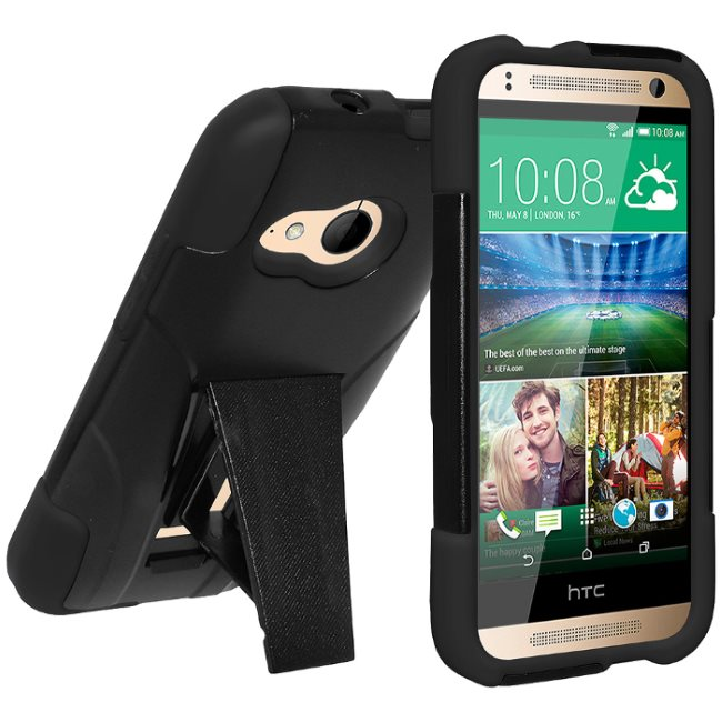 Puzdro Amzer Double Layer Hybrid pre HTC One Mini 2