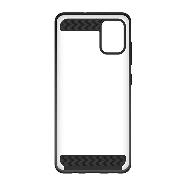 Puzdro Black Rock Air Robust pre Samsung Galaxy A71, Black
