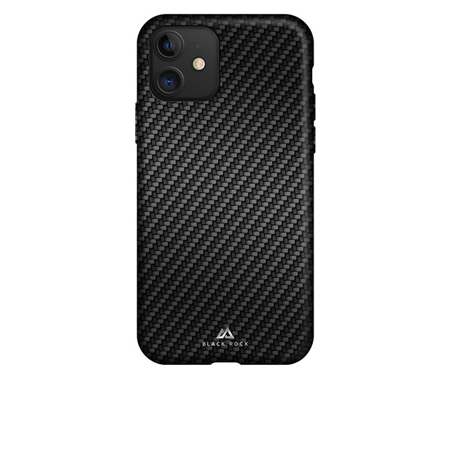 Puzdro Black Rock Flex Carbon pre Apple iPhone 11, Black
