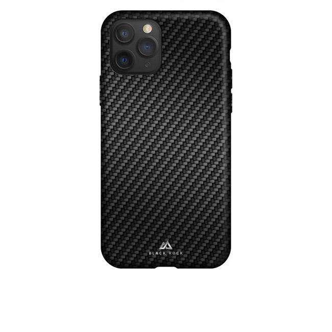Puzdro Black Rock Flex Carbon pre Apple iPhone 11 Pro, Black