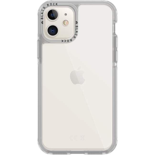 Puzdro Black Rock Robust Transparent pre Apple iPhone 11, Transparent