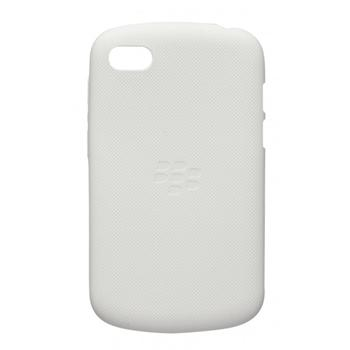 P�zdro Blackberry ACC-50724-202 Soft Shell pre Blackberry Q10, White