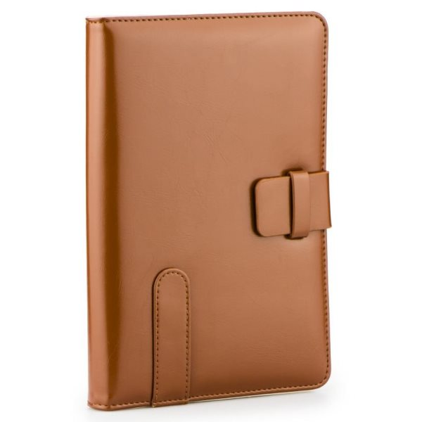 Puzdro Blun High-Line pre GoClever Tab M703G, Brown